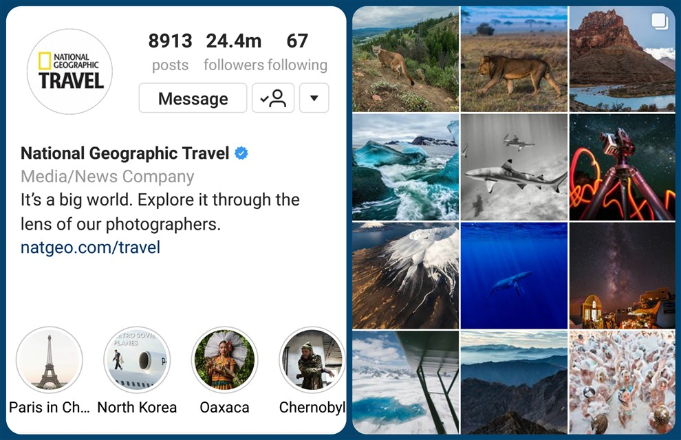 8 Best Top Instagram Travel Accounts To Follow And Stay In Trend