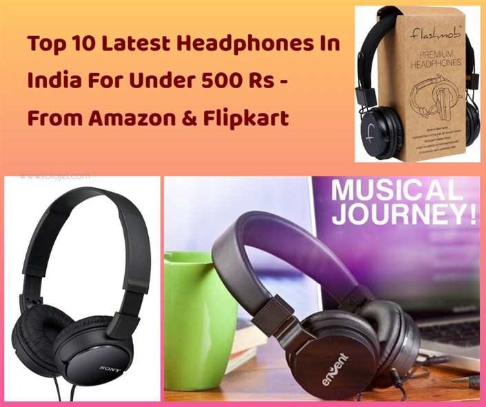 7af28603d3a Best Cheap Top 10 Headphones In India For Under 500 Rs Budget (2019)